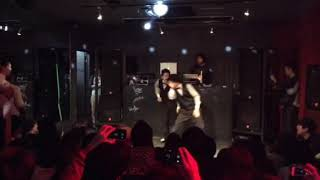 shake your groove2015 チャカバンド