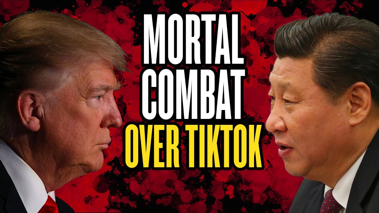 "China Threatens ""Mortal Combat"" Over TikTok"