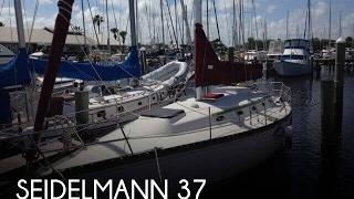 [UNAVAILABLE] Used 1987 Seidelmann 37 in Fort Pierce, Florida