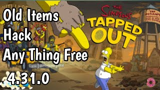 The Simpsons Tapped Out 4.31.0 MOD Apk Download