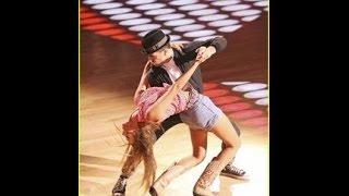 Dancing With The Stars Sadie Robertson And Mark Ballas - She