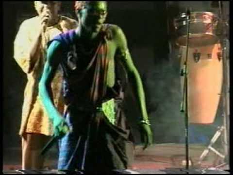 Chameleon feat, Beyi Kali - Uganda