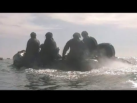IRON FIST! Marines and Japanese soldiers conduct bilateral AMPHIBIOUS TRAINING EXERCISE!
