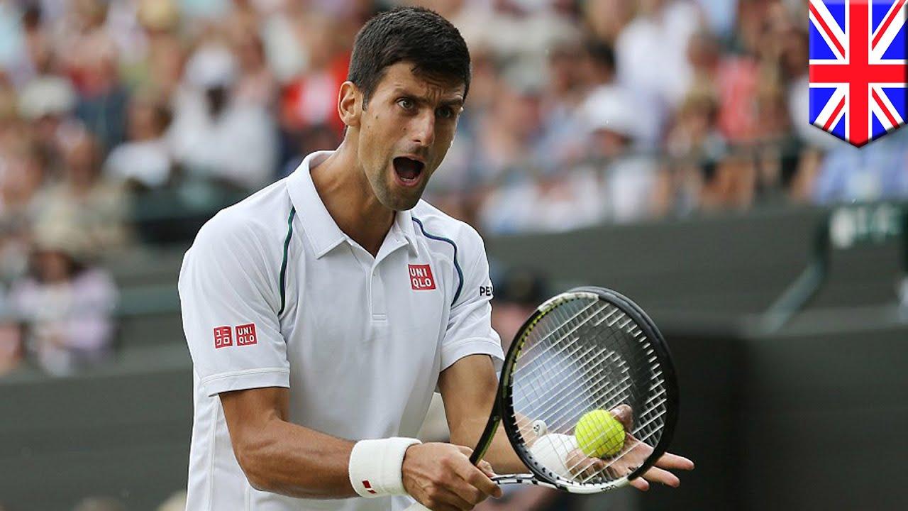 Novak Djokovic Yells At Ball Girl Joker Goes Ballistic