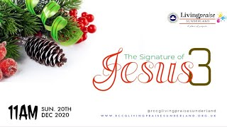 Family Celebration Service  // The Signature of Jesus 3