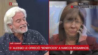 La reunión secreta entre Marcelo D'Alessio y el líder narco Monchi Cantero