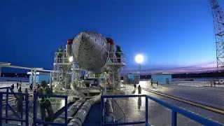 Вывоз РКН «Союз-2.1а»