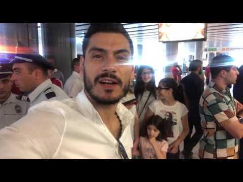 Հնդիկ աստղերը ժամանում են Երևան