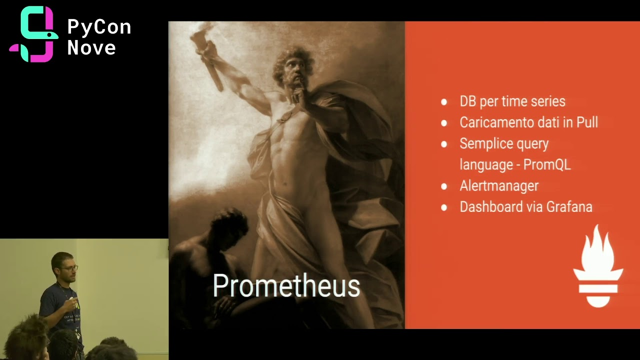 Image from Monitoraggio di applicazioni Django con Prometheus (e Grafana)