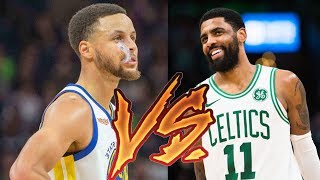 NBA 2K19 Blacktop 1v1 - Kyrie Irving vs Stephen Curry