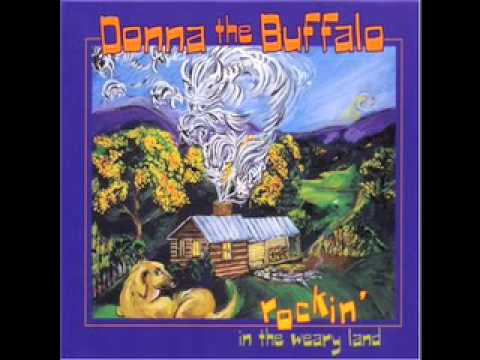 Tides of Time - Donna The Buffalo