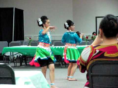 Hmong Tusla New Years Dance