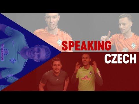 Speaking Czech mit Zlatko Junuzovic, Aron Johannsson & Robert Bauer | SV Werder Bremen