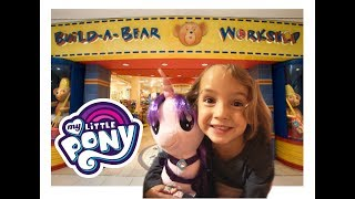 Gambar cover BUILD A BEAR - FIRST TIME - MY LITTLE PONY SURPRISE