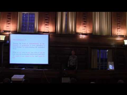 The Chandaria Lectures 2016 | Lecture 1 - Prediction Machines