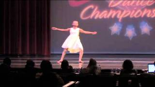Sunrise Performing Arts Academy: Out Here On My Own 2011 Dance Champs
