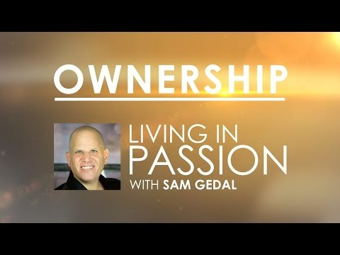 Living in Passion Coaching - Ownership.  Empowerment to Influence | livinginpassion.net
