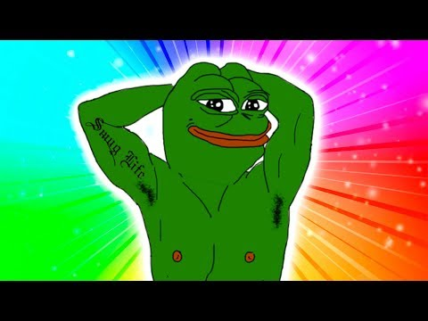 Memes That Made Pepe The Frog Feel Sexy #1