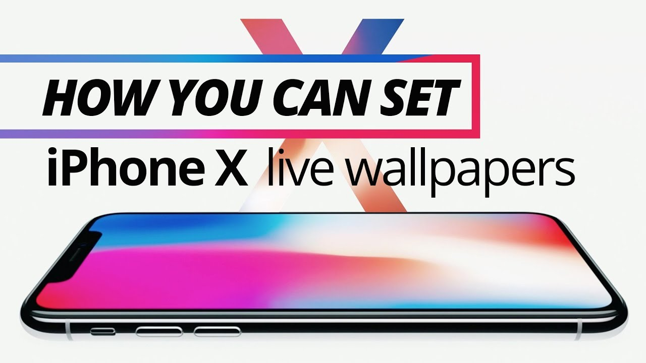 🔥iPhone X LIVE Wallpapers On Any iPhone!🔥 + download link