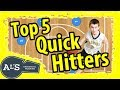 Top 5 Quick Hitting Basketball Plays