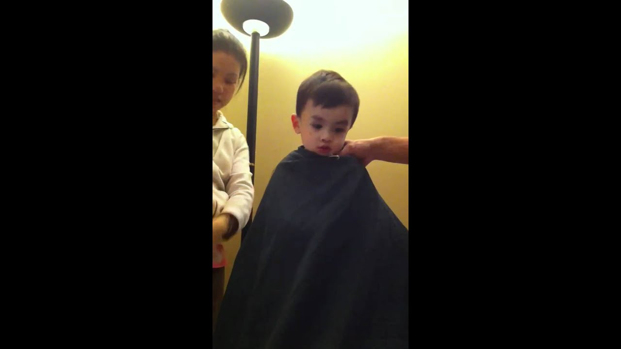 Anakin Haircut Time Youtube