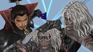 Musou Orochi Z Gameplay - Orochi X,Orochi & Nobunaga Oda
