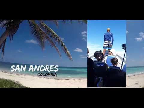 Ilha De San Andres 2019