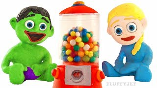 Bubble Gumball Machine Candy Dispenser bubble gum Family Fun playtime kids Video Video