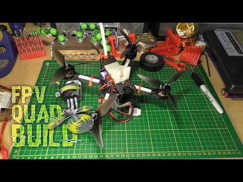 """STRICTLY RACING DRONES 5"""" - QUAD TUNING ♠ [ FPV DRONE BUILD ]"""
