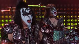 Kiss - 31.10.2018 - Shout It Out Loud (Late Late Show With James Corden)