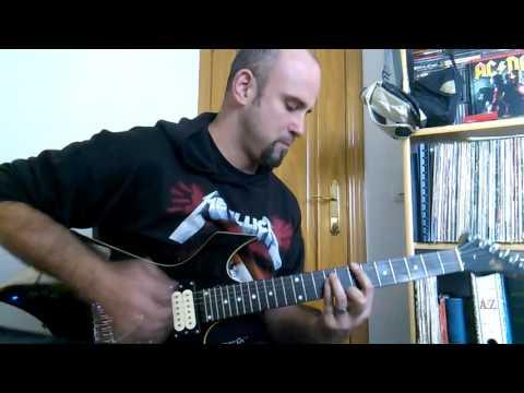 La fuga Majareta guitar cover