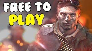 *NEW* FREE-TO-PLAY Battlefield 5 OPEN BETA! (Battlefield 5 Gameplay)