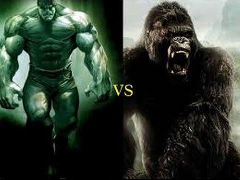 King Kong Vs Hulk Movie KINH KONG 2017-2020 - ...