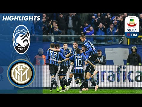 Atalanta 4-1 Inter | Inter Fall To A Heavy Defeat In Bergamo | Serie A