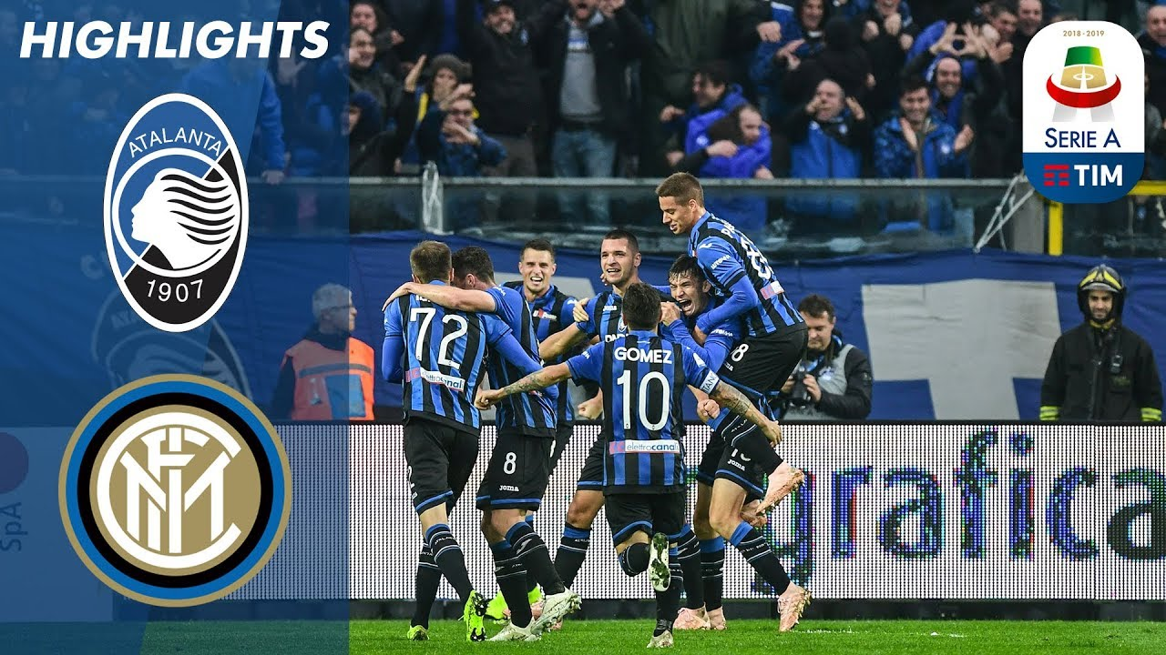 Atalanta 4 1 Inter Inter Fall To A Heavy Defeat In