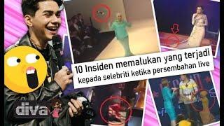Download lagu 10 Insiden Memalukan Yang Terjadi Kepada Selebriti Ketika Persembahan Live