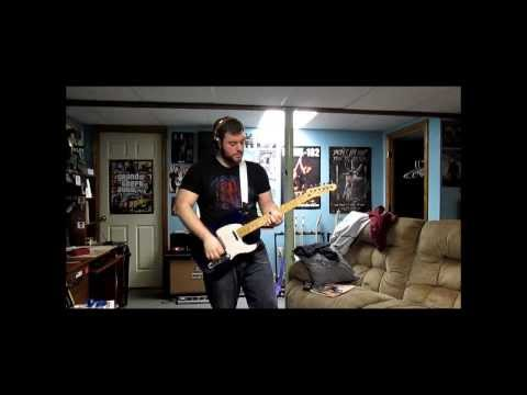 Jimmy Eat World - The Authority Song (guitar cover)