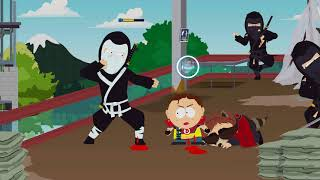 South Park The Fractured But Whole - Прохождение на русском - Часть 16 - Помощь друзьям