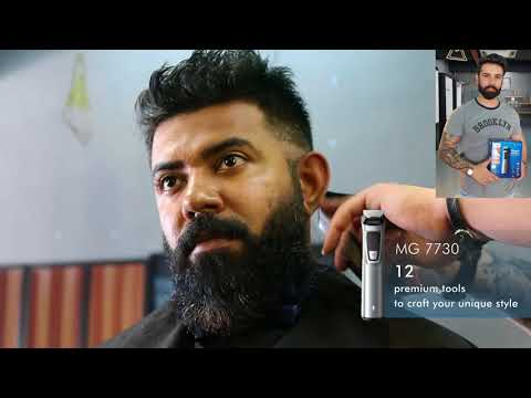 Movember with Triumph Motorcycles by Philips Men's Shavers