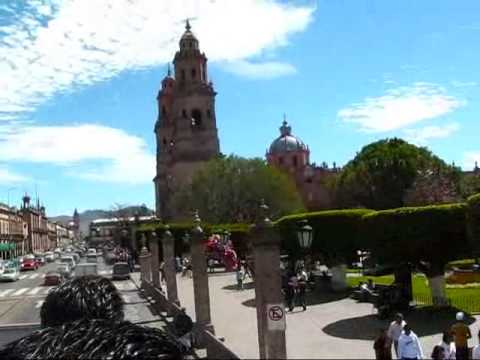 Mexico Travel: Morelia, Michoacan - One of Mexicos Colonial Jewels