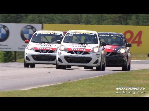 Nissan Micra Cup, Good For Car Sales And Canadian Racing?