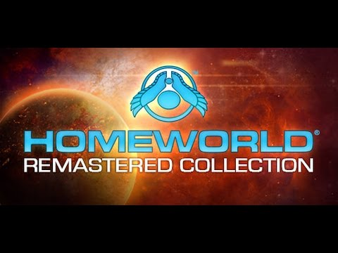 Homeworld Remastered Collection : Présentation et impressions