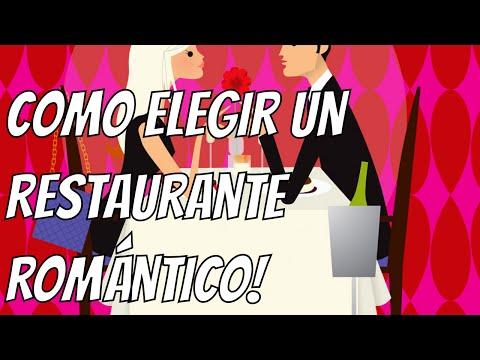 Como Elegir Un Restaurante Romántico Para Una Cita Romántica - Pasar Una Noche Romántica
