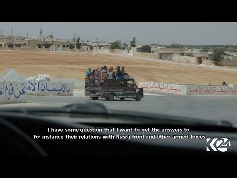Reporter Without Borders-English version-in Aleppo Syria.