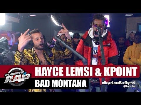 Youtube: Hayce Lemsi«Bad Montana» ft Kpoint #PlanèteRap