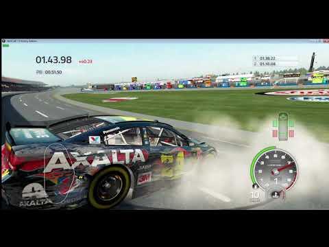 Damage model part 1 of 2 |NASCAR '15 Victory Edition| |