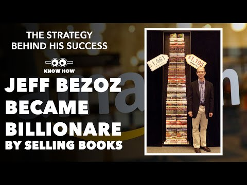 How Amazon Became A Trillion Dollar Company? | The Business Plan Of Jeff Bezoz