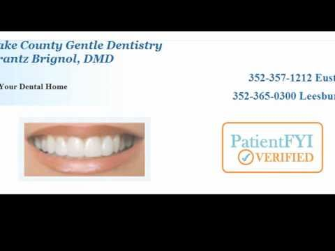 Best Dentist in Eustis, FL- (352) 357-1212 (PatientFYI Verified - Dr. Bignol, D.M.D)