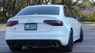 Audi S4 Review!- Supercharger Whine for Days!