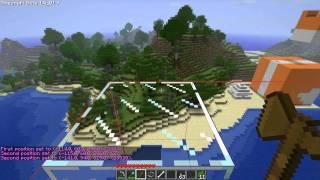 WorldEditing with SVM (Episode 4) [Minecraft Tutorial]